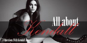 73 QUESTIONS With KendallJenner