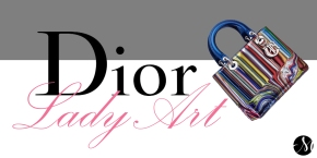 #DiorLadyArt