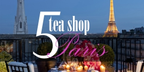 Top 5 Tea Shop in Paris