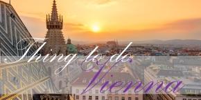 Things To Do:Vienna